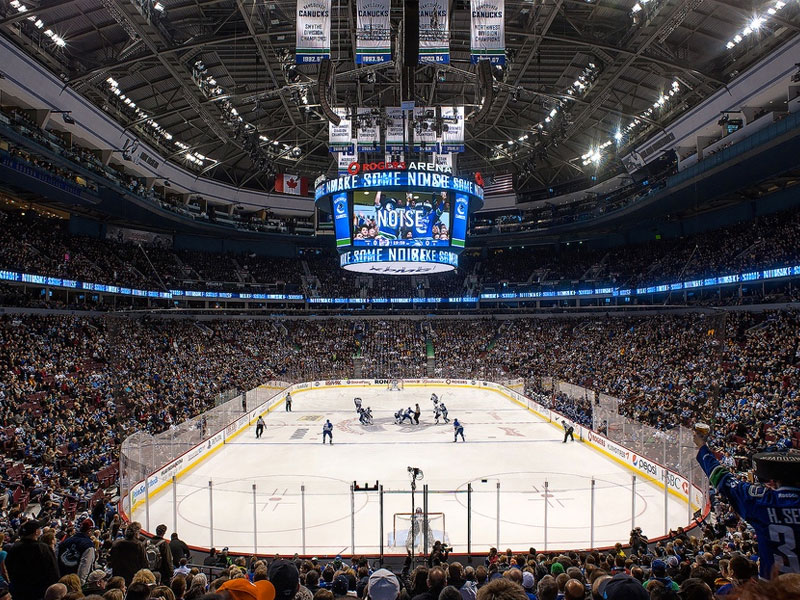 Do yourself a favour… catch an Ice Hockey game