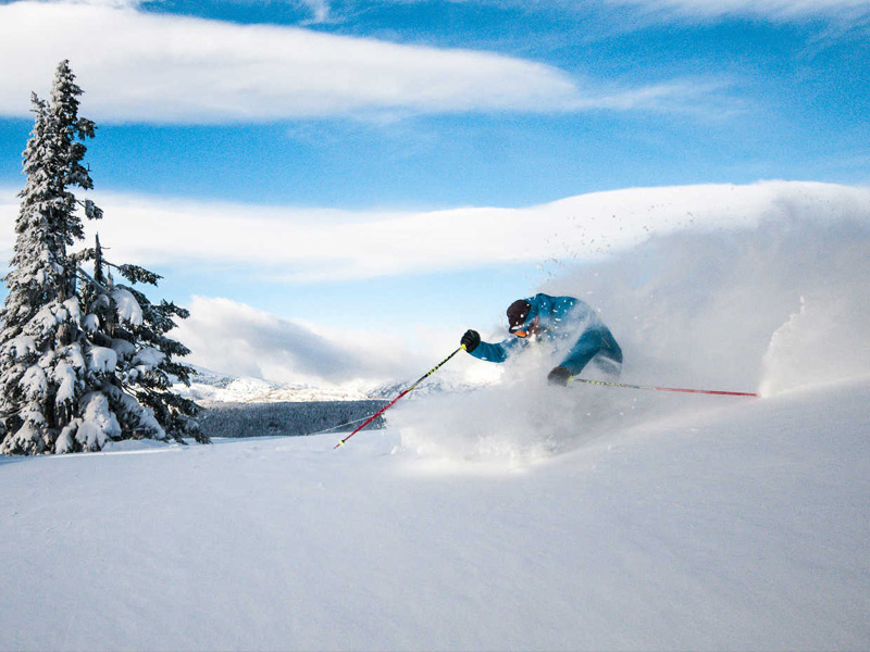10 Hidden ski gems in the west worth having a crack at